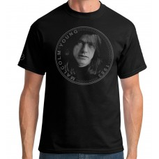 Malcolm Young t shirt
